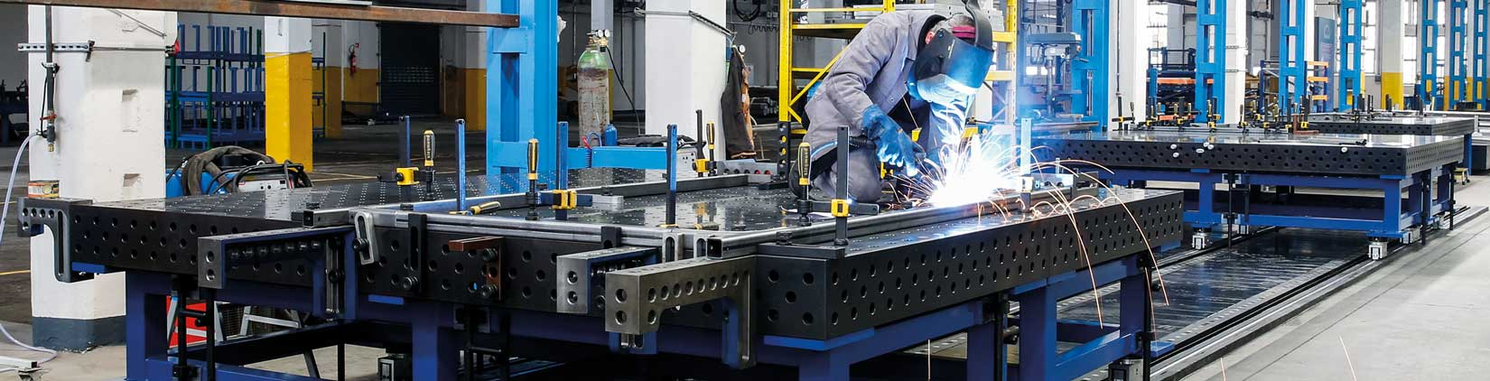 Frequently Asked Questions What Are The Benefits Of Plasma Nitride Treatment For Welding Tables
